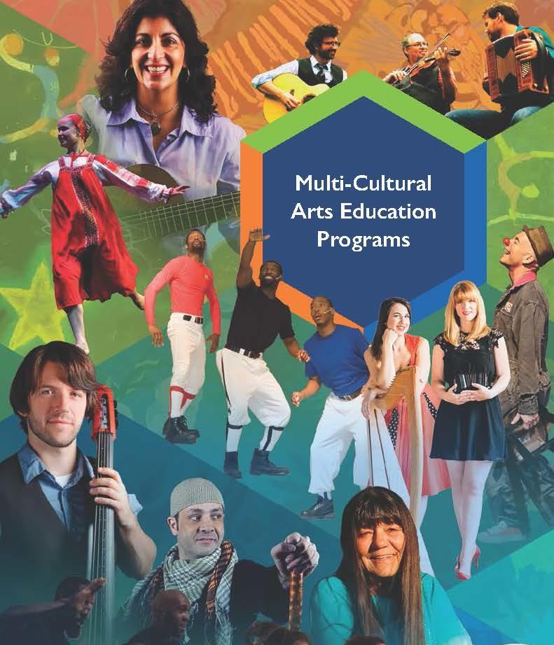 Artivate Program Brochure - 2017 - 2018