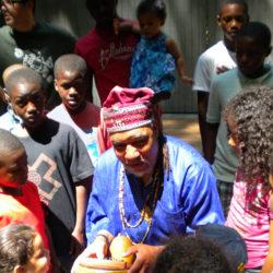 Baba Jamal Koram: The StoryMan