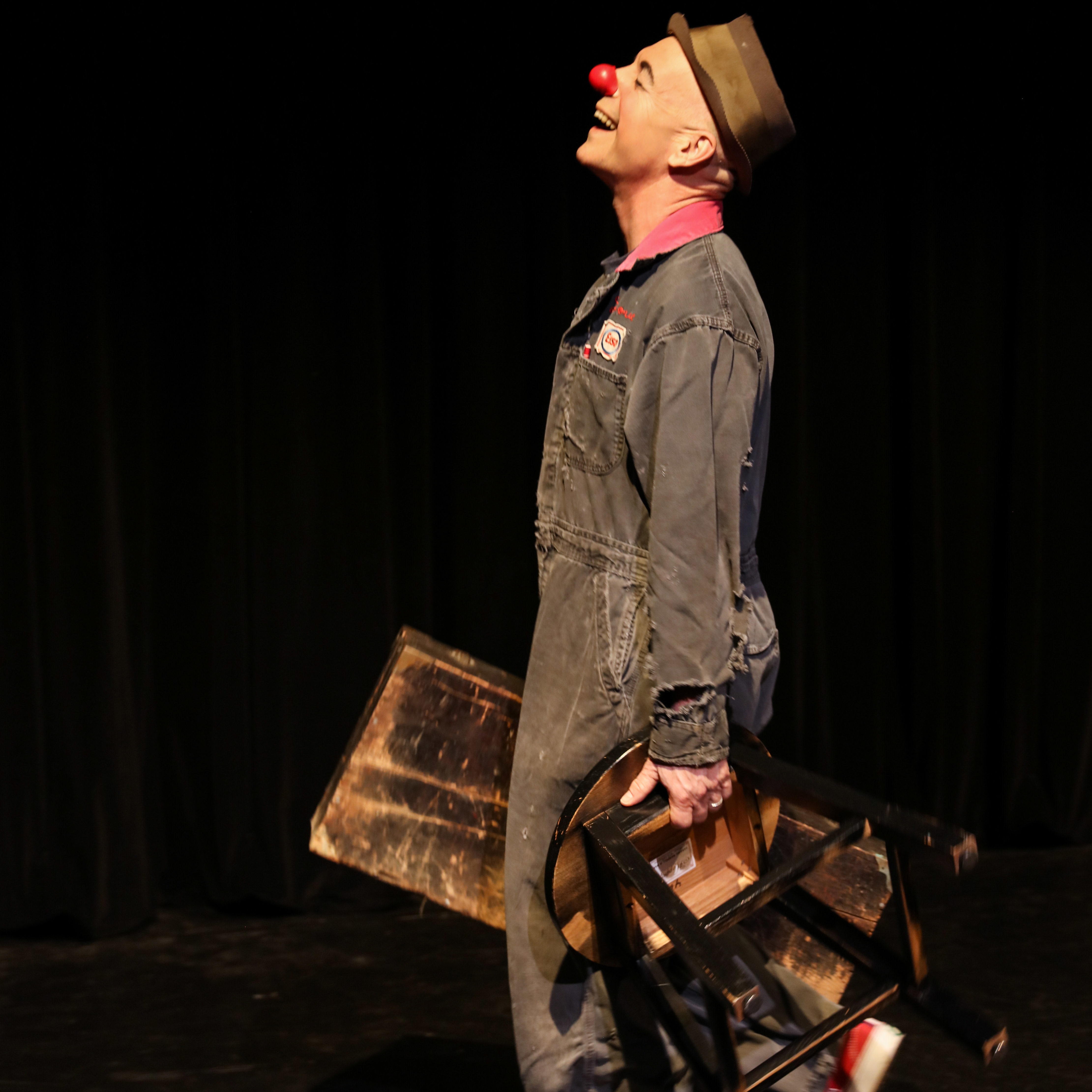 Mark Jaster As Wingnut - Photo Credit Kintz