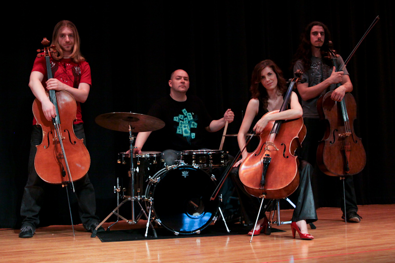 Cello Fury: A Cello Rock Powerhouse