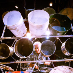 The Junkman™: The Original Recycled Materials Percussionist