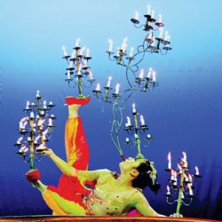 Fabulous Chinese Acrobats: Amazing Acts Of Balance And Strength