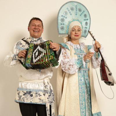 Barynya: Russian Music Dance And Song