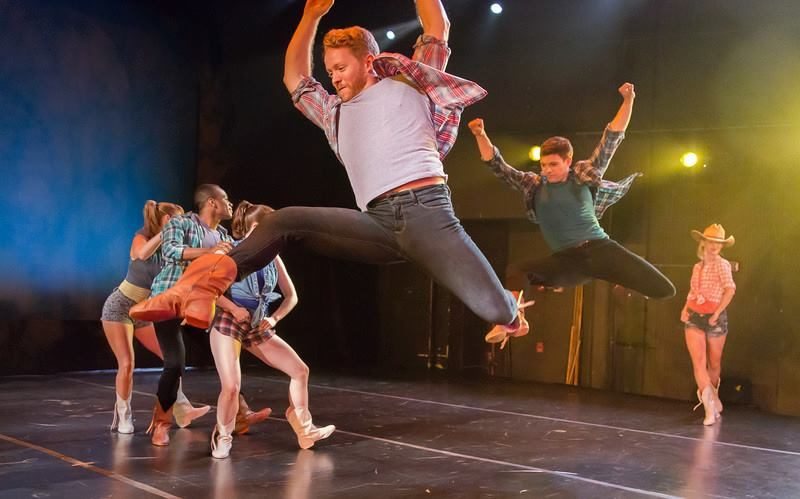 Bowen McCauley Dance Company: Imaginative Contemporary Dance