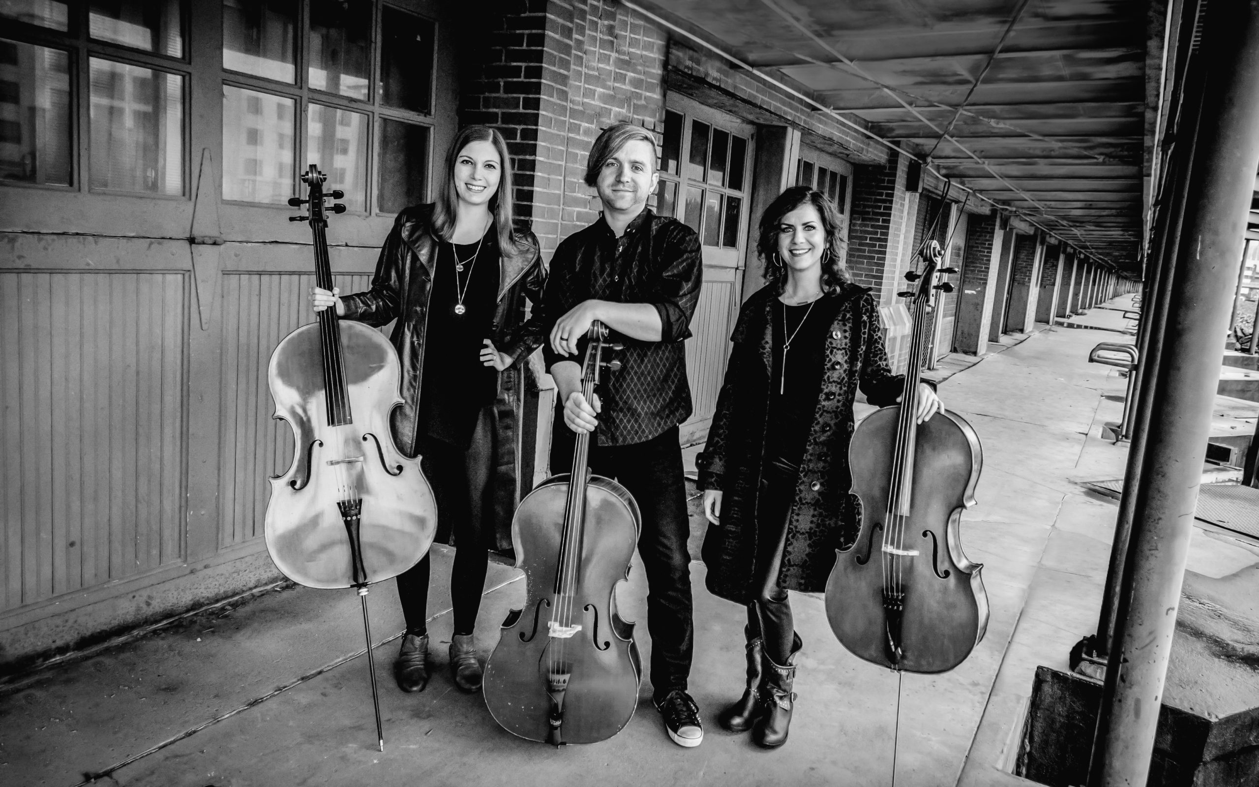 Cello Fury - Photo Credit: Nadine Sherman