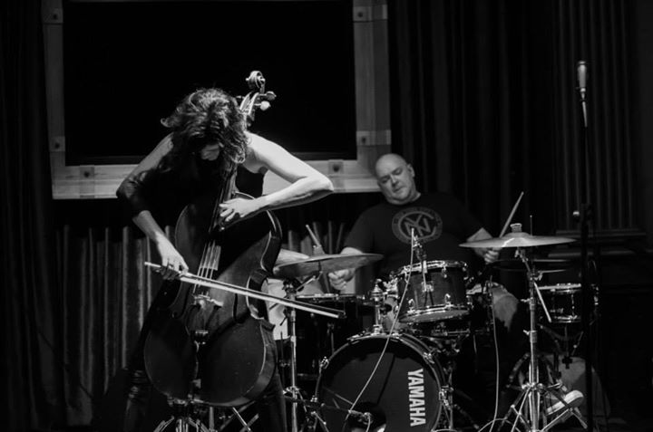 Cello Fury - (credit Cathy Poulton Photography)