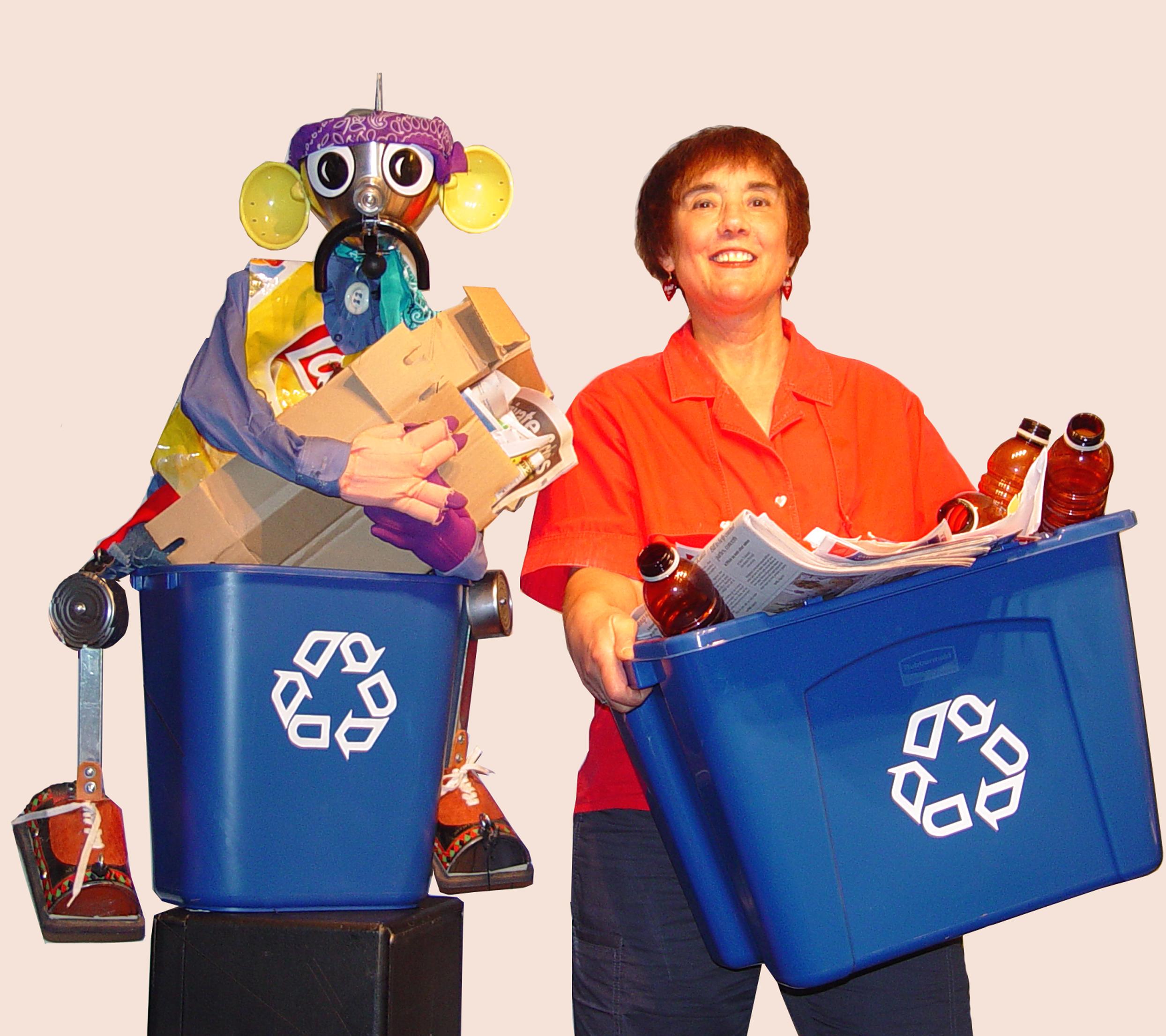 DinoRock Junkyard Pirates – Recycling Everywhere
