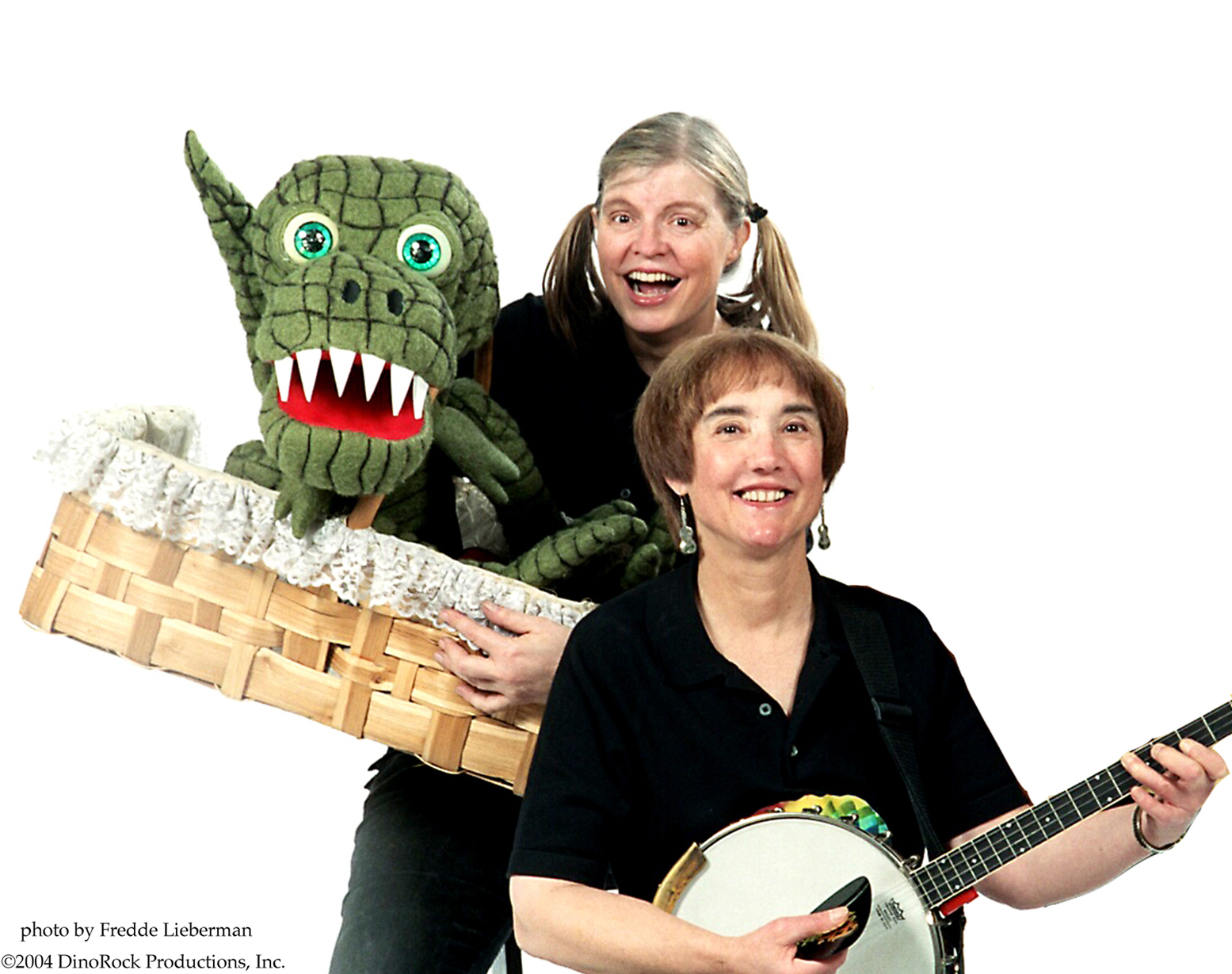 Dinorock: Interactive Musical Puppet Theatre