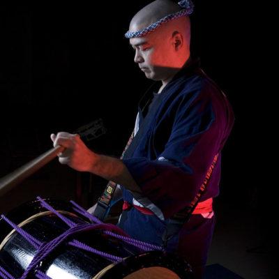 Mark H Rooney: Taiko, The Art Of Japanese Drumming