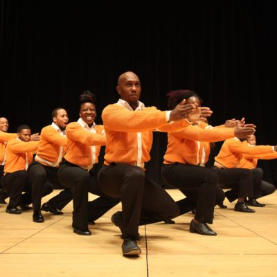 Step Afrika!: High-Energy Percussive Dances