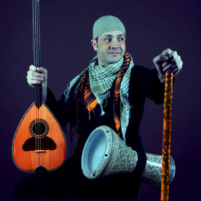 Karim Nagi: ARABIQA! Drums And Dances From The Arab World