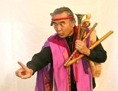 Robert K Y With Flutes