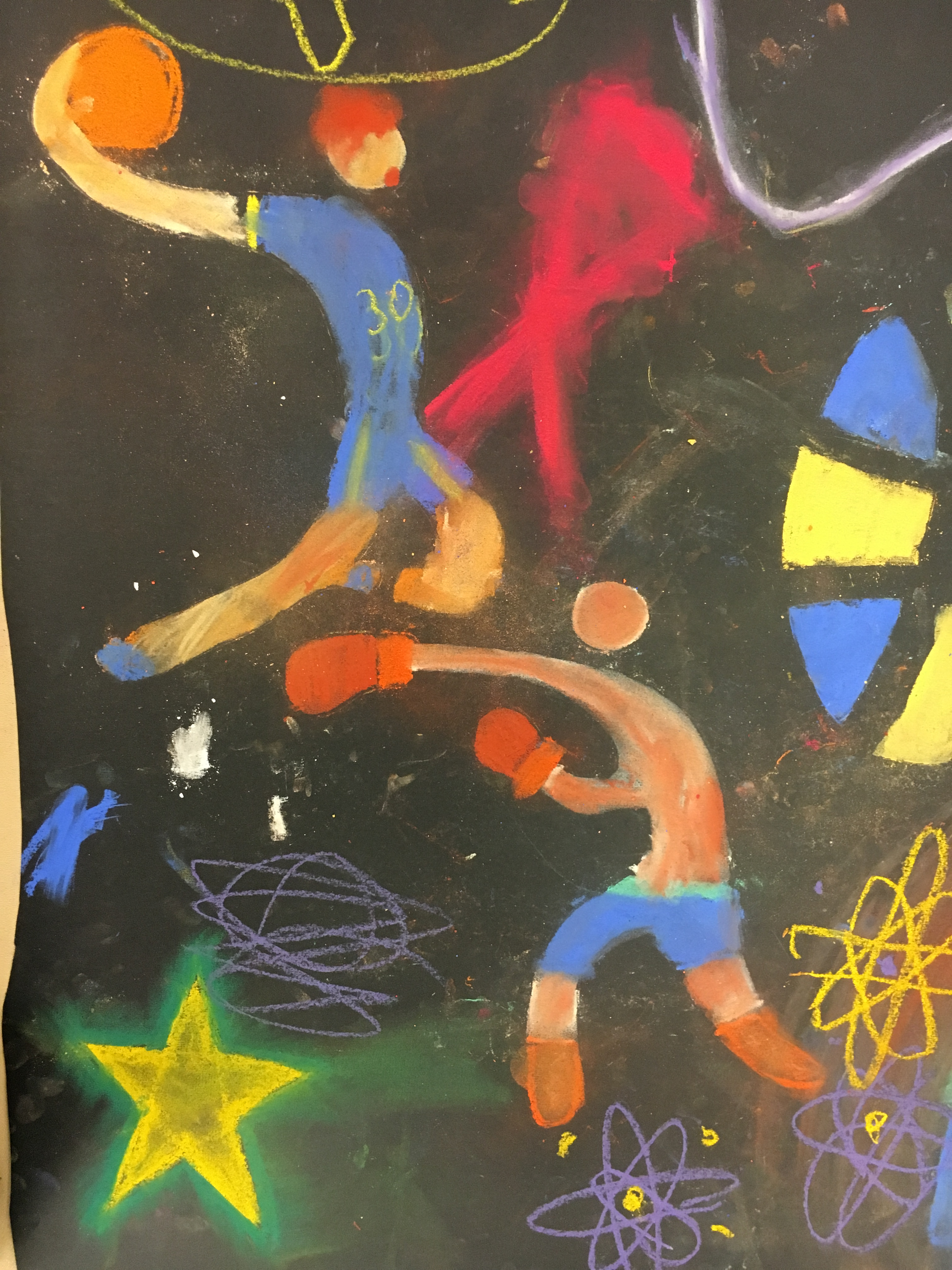 Arturo Ho - Student Artwork