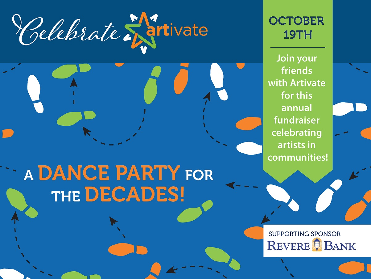 Celebrate Artivate! Tickets On Sale Today
