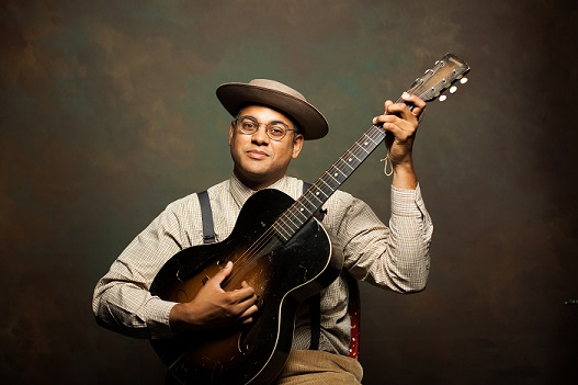Dom Flemons: The American Songster (photo by Timothy Duffy)