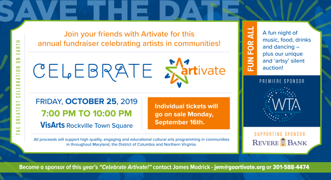 "Save The Date To ""Celebrate!"""