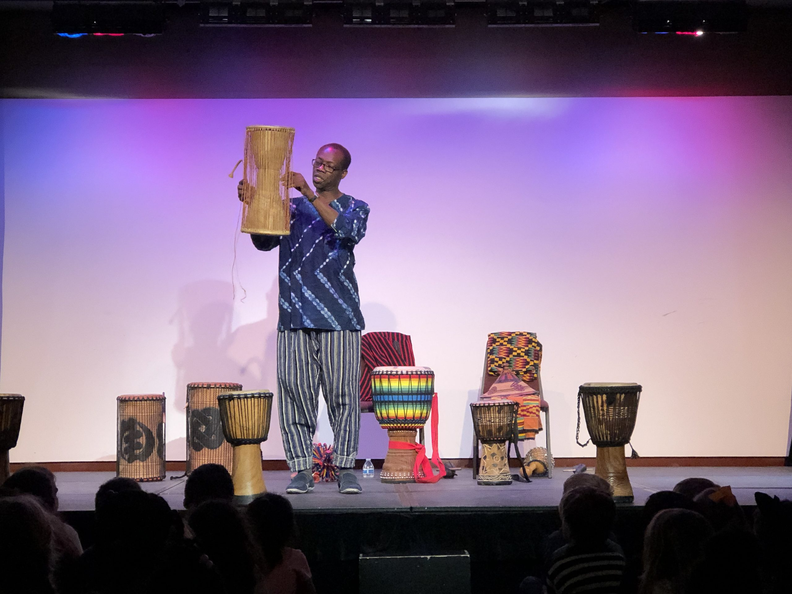 Kofi – Discovery Theater – Drum