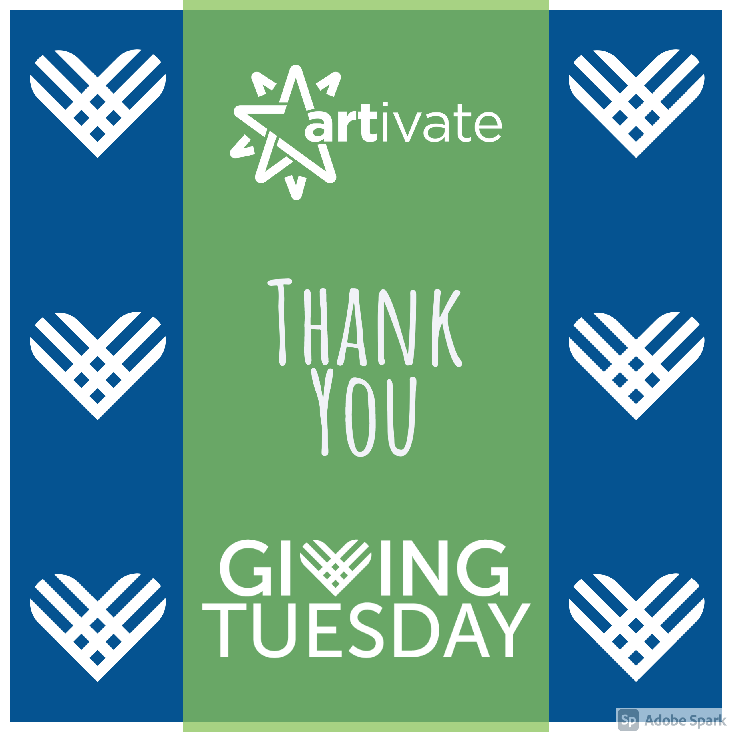 Thank You – GivingTuesday 2020